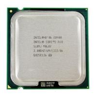 Процессор Intel Core 2 Duo E8400, 2 ядра 3ГГц, LGA 775. 43052
