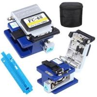 Скалыватель оптического волокна F&D FC-6S FTTH 125мкм + 250-900мкм. 41746