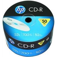 Диск CD HP CD-R 700MB 52X 50шт (69300/CRE00070-3). 48096
