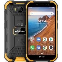 Мобильный телефон Ulefone Armor X6 2/16GB Black Orange (6937748733430). 47460