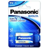Батарейка Panasonic Крона 6LR61 Evolta * 1 (6LR61EGE/1BP). 45693