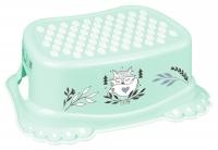 Подставка Tega Little Fox (plus baby) PB-LIS-006 нескользящая 105 light green. 34627