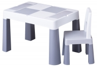 Детский стол и стул Tega Multifun Eco MF-004 106 gray. 31038