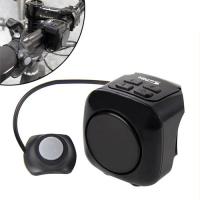 Сигнализация велосипедная кодовая, велозвонок SunDing SD-605, громкая. 49227