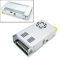 Блок питания перфорированный F&D 24В 20А 480Вт, 3-кан для LED-лент CCTV. 49251