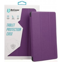 Чехол для планшета BeCover Smart Case Samsung Galaxy Tab S6 Lite 10.4 P610/P615 Purple (705178). 42122