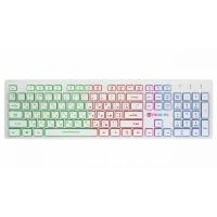 Клавиатура REAL-EL 7070 Comfort Backlit, white. 42589