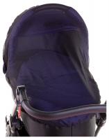 Москитная сетка для коляски Qvatro Moskquitoff03 универсальная  черная. 34327