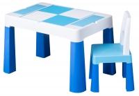 Детский стол и стул Tega Multifun Eco MF-004 120 blue. 31039