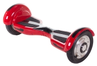 Гироборд Smart Balance U8 HoverBot - 10 дюймов LED Red-black (Красный с черным). 31217