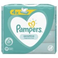 Влажные салфетки Pampers Sens 4x52 (8001841062624). 45801