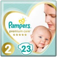Подгузник Pampers Premium Care Mini Размер 2 (4-8 кг), 23 шт (8001841104652). 47927