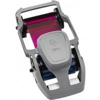 Риббон Zebra ZC150/ZC350, Color YMCKO, 300 отпечатков (800350-550EM). 47701