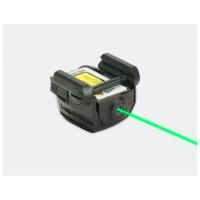 Целеуказатель LaserMax MICRO II на планку Picatinny/Weaver зеленый. 33380026