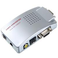 PC - TV конвертер 3в1 F&D VGA - RCA AV + S-Video + VGA. 44418