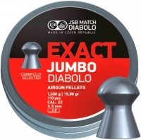 Пули пневматические (для воздушки) 5,5мм 1,03г (500шт) JSB Diabolo Exact Jumbo. 14530520