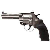 Револьвер под патрон Флобера Alfa mod.441 никель/пластик. 14310048