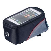 Нарамная сумка для велосипеда, велосумка для смартфона 5.5'' Roswheel F&D. 49229