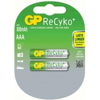 Аккумулятор AAA Gp (85AAAHCB-C2/85AAAHCB-2UEC2) R03 ReCyko+ 850mAh * 2. 44638