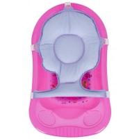 Сиденье для ванны SETA Decor Sevi Bebe гамак для детской ванночки Синий (8692241869014). 48372