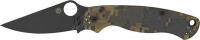 Нож Spyderco Para-Military2 Camo Black. 870156
