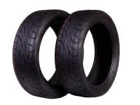 Бескамерная шина на гироскутер и гироборд 10,5 дюймов Lux Black (Черный). 32921