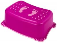Подставка Maltex Classic 7309 нескользящая  dark pink with dark pink rubbers. 34580