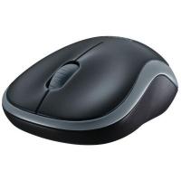 Мышка Logitech M185 swift grey (910-002238). 42799