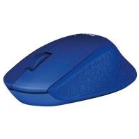 Мышка Logitech M330 Silent plus Blue (910-004910). 42806