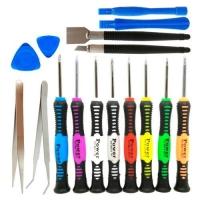 Набор инструментов для вскрытия корпусов разборки ремонта телефонов 16в1 F&D. 48987