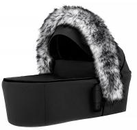 Мех для капюшона Bair Hood Fur  grey (серый). 34324