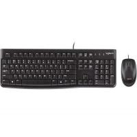 Комплект Logitech Desktop MK120 (920-002561). 46650