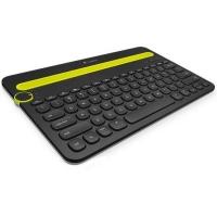 Клавиатура Logitech Bluetooth Multi-Device Keyboard K480 Black (920-006368). 42571