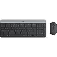 Комплект Logitech MK470 Wireless Slim Graphite (920-009206). 42624