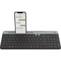 Клавиатура Logitech K580 Slim Multi-Device Wireless Graphite (920-009275). 42580