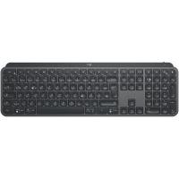 Клавиатура Logitech MX Keys Advanced Wireless Illuminated Graphite (920-009417). 42581