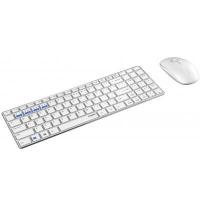 Комплект Rapoo 9300M White. 42630