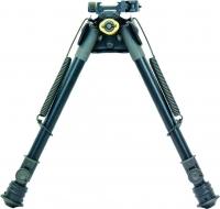 Сошки TipTop S9 Tactical (шарнирная база) длина - 22,8-33 см. 14530329