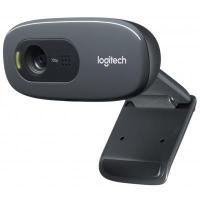 Веб-камера Logitech Webcam C270 HD (960-001063). 41839