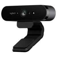 Веб-камера Logitech BRIO 4K Ultra HD (960-001106). 41835