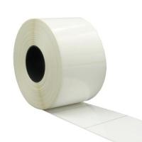 Этикетка TAMA Етикетка поліпропілен 58x60/ 1тис (вт41) (9730). 48520
