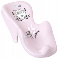 Горка для купания Tega Little Fox (Plus Baby) PB-LIS-003 нескользящая 130 light pink. 33142