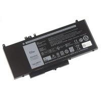 Аккумулятор для ноутбука Dell Latitude E5570 6MT4T, 7750mAh (62Wh), 4cell, 7.6V, Li-ion (A47176). 42210