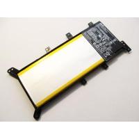 Аккумулятор для ноутбука ASUS X555 C21N1347, 5000mAh (37Wh), 4cell, 7.6V, Li-Pol (A47484). 42204