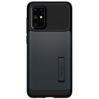 Чехол для моб. телефона Spigen Galaxy S20+ Slim Armor, Metal Slate (ACS00648). 45225
