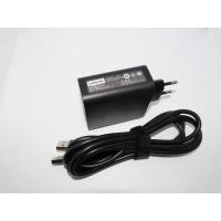 Блок питания к ноутбуку Lenovo 65W 20V, 3.25A / 5V, 2A разъем bevel USB (косой) wall mount (ADL65WDA / A40248). 42268