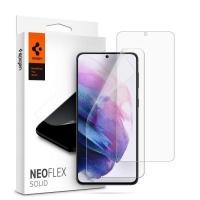 Пленка защитная Spigen Galaxy S21 NeoFlex Solid HD, Clear (AFL02557). 47430