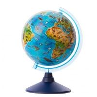 Интерактивная игрушка Alaysky's Globe Глобус зоо-географический, Д21см (AG-2134) Bona. 47763