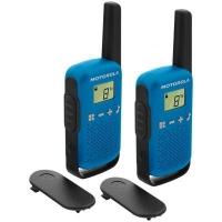 Портативная рация Motorola TALKABOUT T42 Blue Twin Pack (B4P00811LDKMAW). 47537