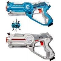 Игрушечное оружие ABC Canhui Toys Набор лазерного оружия Canhui Toys Laser Guns CSTAR-03 (2 пи (BB8803G). 47735